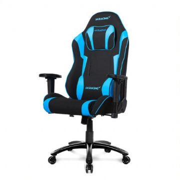 AKRacing Core Series EX-Wide SE Gaming Chair, Black/Blue